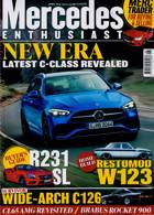 Mercedes Enthusiast Magazine Issue APR-MAY