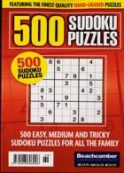 500 Sudoku Puzzles Magazine Issue NO 69