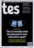 Times Educational Supplement Magazine Issue 19/03/2021
