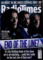 Radio Times London Edition Magazine Issue 01/05/2021