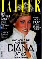 Tatler Magazine Issue JUN 21