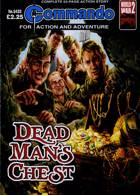 Commando Action Adventure Magazine Issue NO 5433