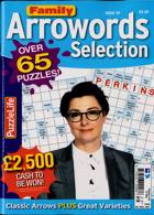 Family Arrowords Selection Magazine Issue NO 39
