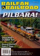 Railfan & Railroad Magazine Issue MAR 21