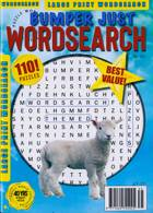 Bumper Just Wordsearch Magazine Issue NO 235