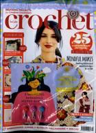 Inside Crochet Magazine Issue NO 135