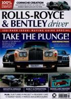 Rolls Royce Bentley Driver Magazine Issue JUL-AUG