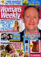 Womans Weekly Magazine Issue 30/03/2021
