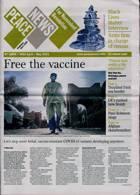 Peace News Magazine Issue 04