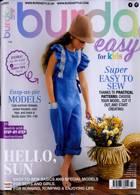 Burda Easy Magazine Issue KIDS 1