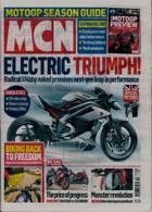 Motorcycle News Magazine Issue 24/03/2021