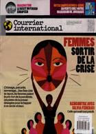 Courrier International Magazine Issue NO 1586