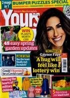 Yours Magazine Issue 23/03/2021