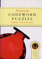 Premium Codeword Puzzles Magazine Issue NO 79