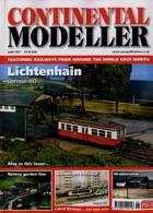 Continental Modeller Magazine Issue JUN 21