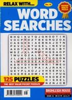 Relax With Wordsearches Magazine Issue NO 16