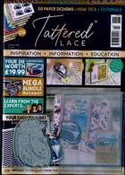 Tattered Lace Magazine Issue NO 90