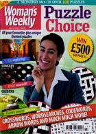 Womans Weekly Puzzle Choice Magazine Issue NO 3