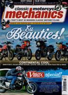 Classic Motorcycle Mechanics Magazine Issue JUN 21
