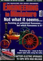 Engineering In Miniature Magazine Issue JUN 21