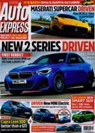 Auto Express Magazine Issue 19/05/2021