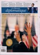 Le Monde Diplomatique English Magazine Issue NO 2103