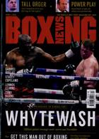 Boxing News Magazine Issue 01/04/2021