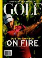 Golf Magazine Usa Magazine Issue APR 21