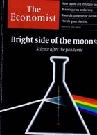 Economist Magazine Issue 27/03/2021