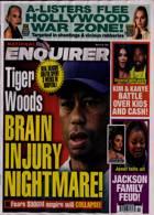 National Enquirer Magazine Issue 29/03/2021
