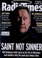 Radio Times London Edition Magazine Issue 27/03/2021