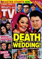 Whats On Tv England Magazine Issue 27/03/2021