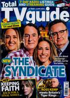 Total Tv Guide England Magazine Issue NO 13