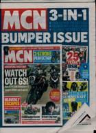 Motorcycle News Magazine Issue 28/04/2021