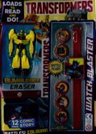 Transformers Rid Magazine Issue NO 64