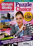 Womans Weekly Puzzle Choice Magazine Issue NO 4