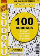 Brainiac Sudoku Magazine Issue NO 118