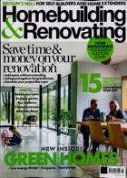 Homebuilding & Renovating Magazine Issue AUG 21