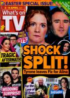 Whats On Tv England Magazine Issue 03/04/2021