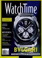 Watchtime Magazine Issue APR 21