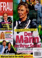 Frau Im Spiegel Weekly Magazine Issue NO 12