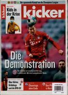 Kicker Montag Magazine Issue NO 12