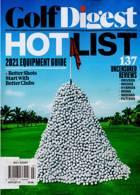 Golf Digest (Usa) Magazine Issue HOTLIST 21