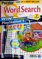 Puzzler Q Wordsearch Magazine Issue NO 554