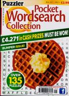 Puzzler Q Pock Wordsearch Magazine Issue NO 221