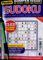Puzzler Sudoku Magazine Issue NO 213
