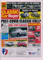 Classic Car Buyer Magazine Issue 24/03/2021
