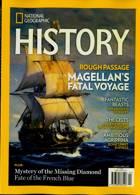 National Geo History Magazine Issue MAR-APR