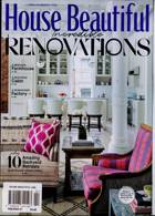 House Beautiful Usa Magazine Issue FEB-MAR