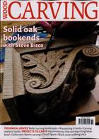 Woodcarving Magazine Issue NO 180
